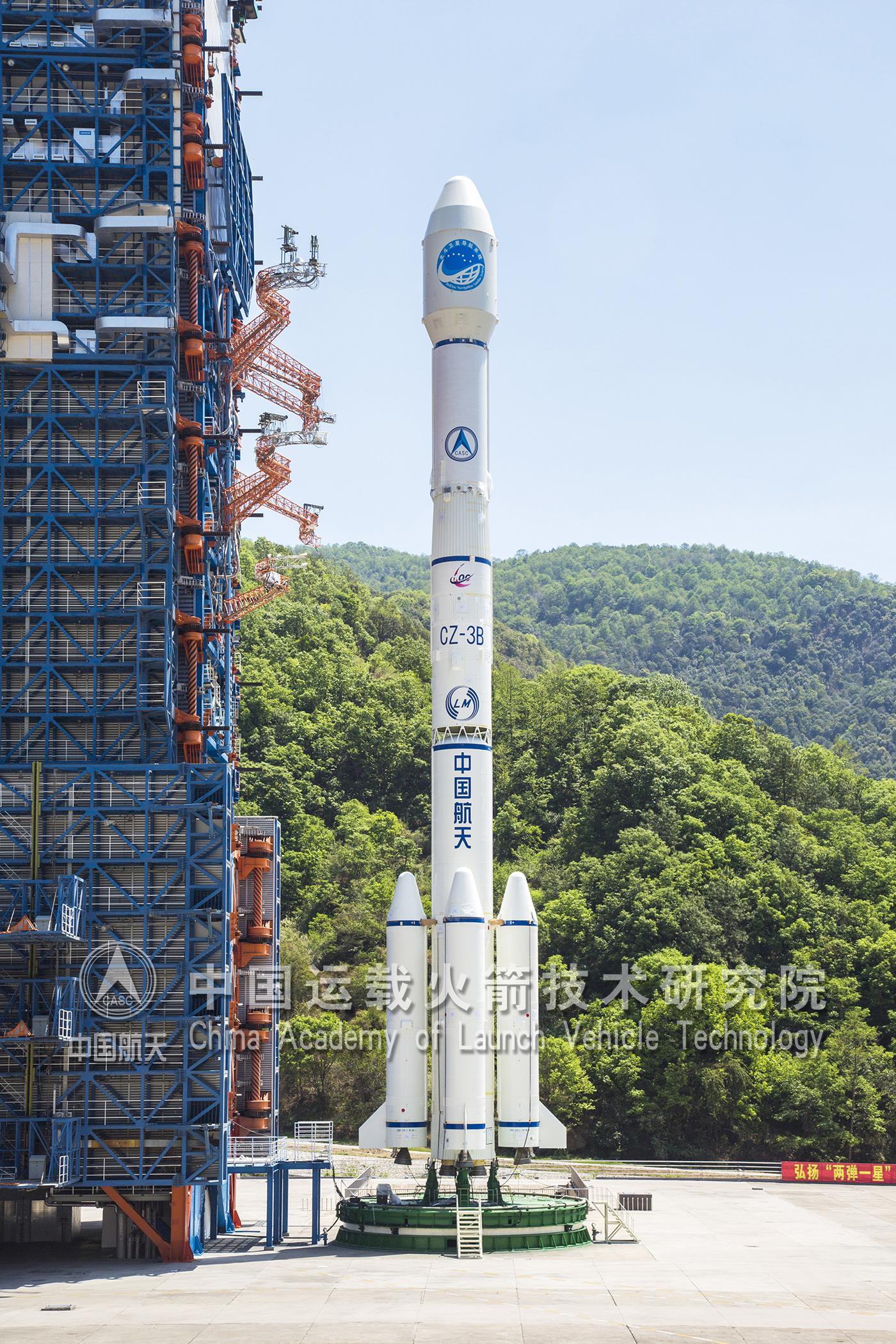 火箭的基本结构