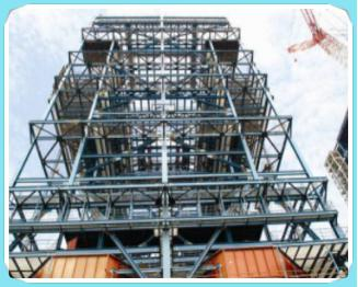 电站锅炉钢结构,空气预热器