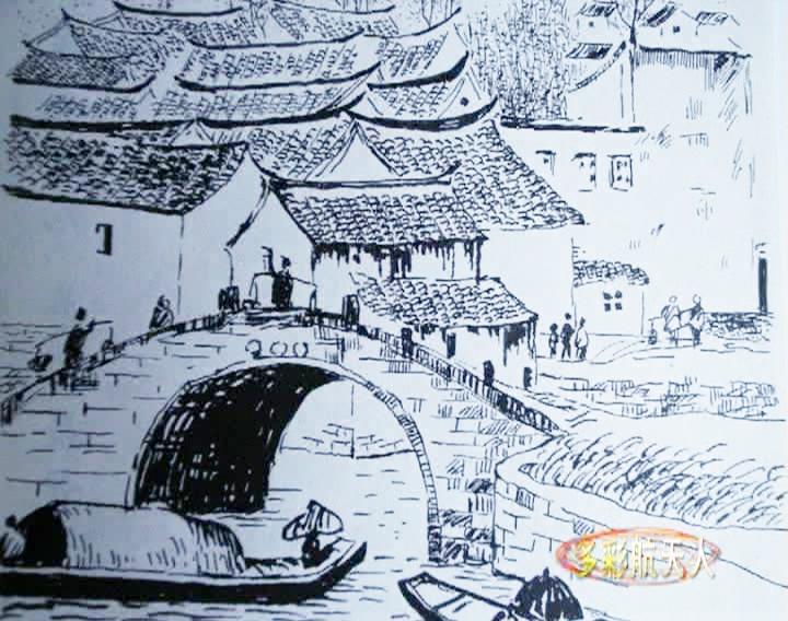 杨青 画出家乡美