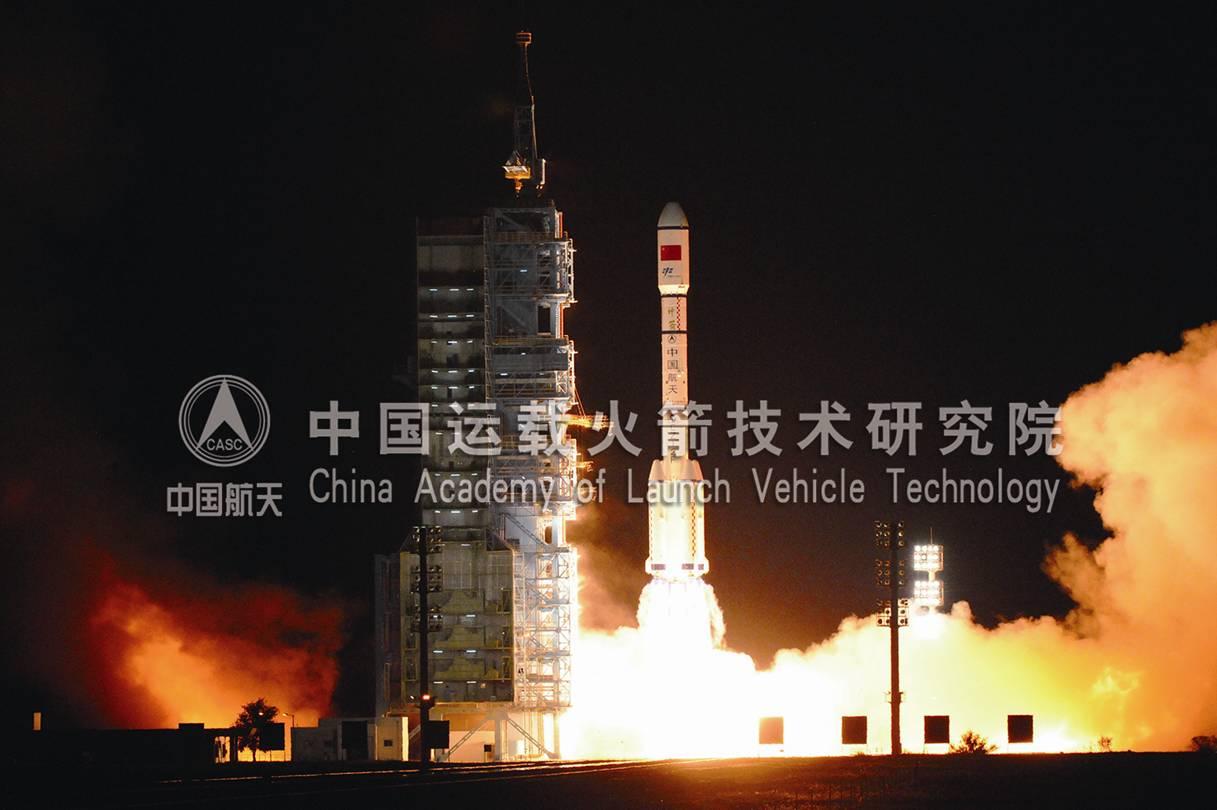 """长征二号f火箭成功发射""""天宫二号""""空间实验室和""""神舟十一号""""飞船"""